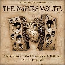 Znalezione obrazy dla zapytania the Mars Volta