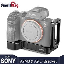 <b>SmallRig A73 L Plate</b> for Sony A7M3 A7R3 L Bracket for Sony A7III ...
