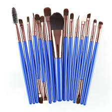BIOAQUA <b>7PCS</b>/<b>SET Pro</b> Women Facial <b>Makeup Brushes</b> Set Face ...