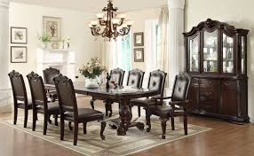 Formal Dining Room Sets For 10 Formal Traditional Dining Sets Discount Furniture Online Store