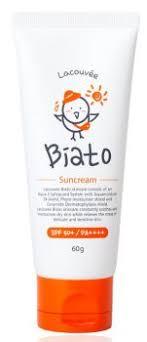 Suncream SPF 50+/PA++++ Lacouvee <b>Biato</b> ― <b>Детский</b> ...