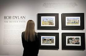 Risultati immagini per quadri di bob dylan no copyright