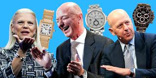 <b>Watches</b> worn by CEOs of banks and huge companies - <b>Business</b> ...