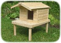 Woodwork Cat House Outdoor Plans Free PDF Planscat house outdoor plans