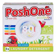 Детская <b>бытовая химия Posh</b> One в интернет-магазине Toyway