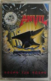 <b>Anvil</b> - <b>Pound For</b> Pound (1988, Cassette) | Discogs
