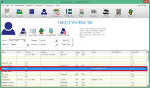 print email receipts or invoices syrasoft tenant workcenter