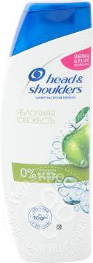 Купить <b>Шампунь для волос</b> Head&Shoulders Яблочная <b>свежесть</b> ...