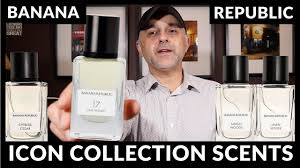 <b>Banana Republic</b> Icon Collection Fragrances Review + USA Full ...