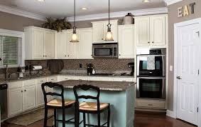 blue kitchen cabinets small painting color ideas:  kitchen cabinets wall paint colors for white kitchen cabinets two tone kitchen cabinets small kitchen