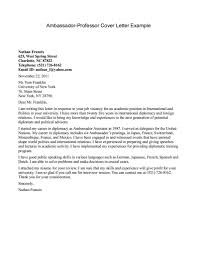 college professor cover letter samples template college professor cover letter samples