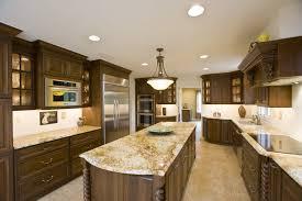 granite kitchen countertops luxury decorating