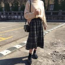 <b>Harajuku Fashion</b> Loose <b>Plaid</b> Promotion-Shop for Promotional ...