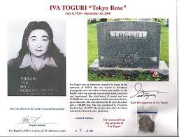 「Iva Toguri grave」の画像検索結果