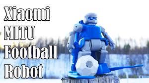 10 фактов о Xiaomi MITU <b>Football Robot</b> II Роботы наши друзья ...