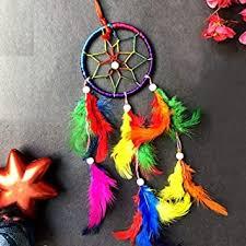 Dream Catcher - Wind Chimes / Home & Décor: Home ... - Amazon.in