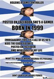 Gallery for - annoying facebook girl via Relatably.com