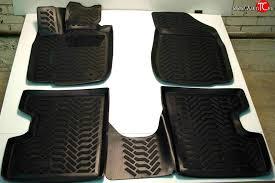 <b>Комплект ковриков</b> в <b>салон</b> на ВАЗ / Лада ларгус R90 (2012, 2013 ...