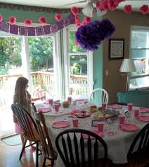 images fancy party ideas: fancy nancy birthday party decorations dining table party setup fancy nancy birthday party decorations