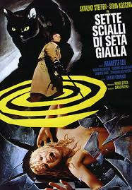 The Crimes of the Black Cat (1972) Sette scialli di seta gialla
