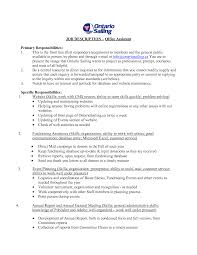 best photos of duties of office assistant description office medical office assistant job description