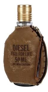 Diesel - <b>Diesel Fuel for Life</b> Cologne for Men, 1.7 fl oz - Walmart.com ...
