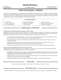 sample cpa resume accountant  seangarrette co   resume example accounting