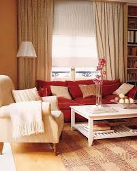 neat red white living room painting lovely use of geometric pattern in the living room design terrific small balcony furniture ideas fashionable product