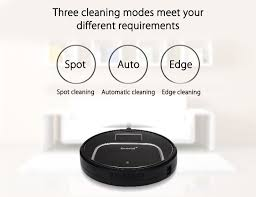 <b>Eworld M883</b> Smart <b>Robotic Vacuum Cleaner</b> Just Relax And Enjoy