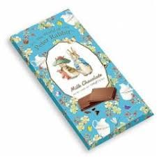 Купить Молочный <b>шоколад The World of</b> Peter Rabbit - Bar Milk ...