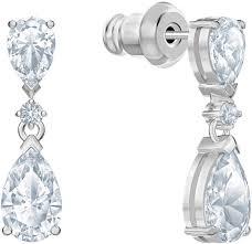 <b>Серьги</b> с кристаллами Сваровски — купить в интернет ...