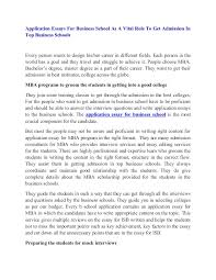 applicationessaysforbusinessschoolphpappthumbnailjpgcb business essay format essaysforbusinessschool