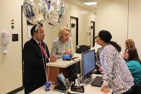 harris health opens new pediatric adolescent health center at dr jose garcia chief of pediatrics at lbj hospital and professor of pediatrics from