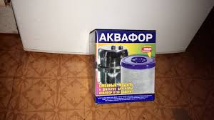 Обзор от покупателя на <b>Сменный</b> картридж <b>АКВАФОР</b> ФАВОРИТ ...