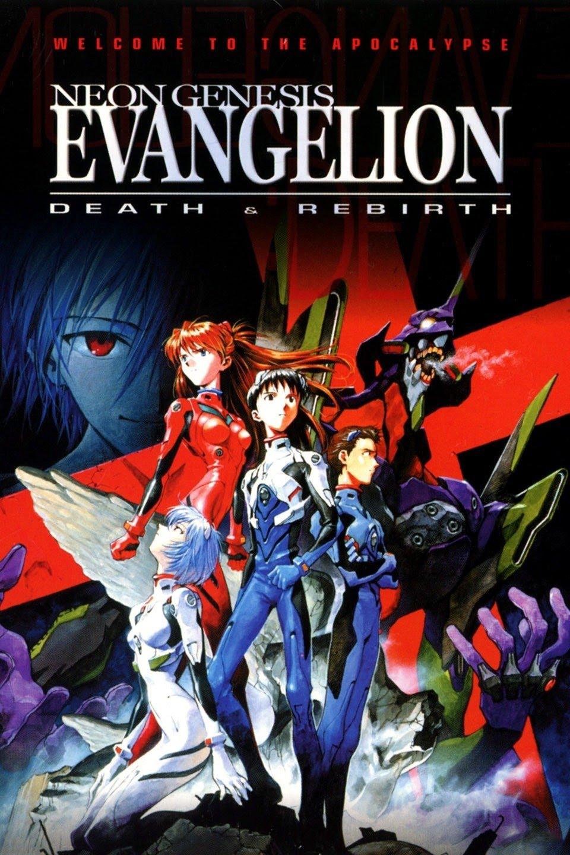 Liste des épisodes Evangelion