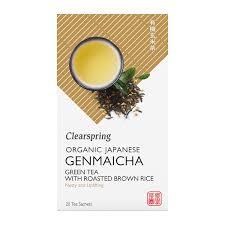 Clearspring <b>Organic Genmaicha Brown</b> Rice - Japan Centre - Tea ...