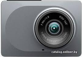 Автомобильный <b>видеорегистратор YI Smart</b> Dash Camera (серый)