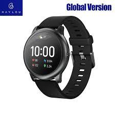 <b>Global Version Haylou</b> Smart Watch Solar LS05 12 Sports Modes ...