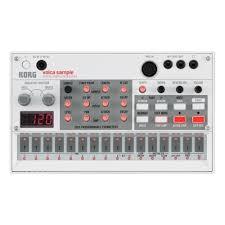 Грувбокс <b>KORG volca sample</b> синтезатор — купить в интернет ...
