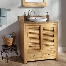 bathroom vanity unit units sink cabinets: adelina inch contemporary vessel sink bathroom vanity arkonfly