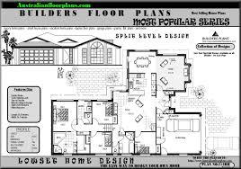 s Split Level House Plans   Avcconsulting us    Split Level Floor Plans on s split level house plans