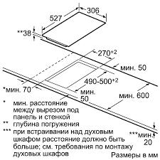 PKF375FP1E - Электрическая варочная панель Domino - BOSCH