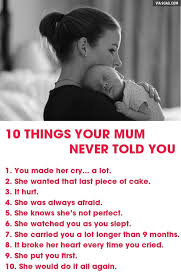 That's why mums are the most affectionate in this world - 9GAG via Relatably.com