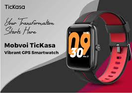 <b>Mobvoi TicKasa Vibrant</b> Smartwatch Review: Comes with Built-in GPS
