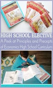 how to archives tina s dynamic homeschool plus a peek at principles and precepts of economics homeschool high school curriculum
