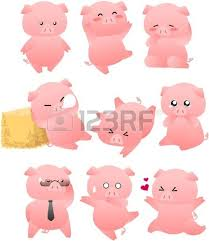 <b>Funny Pig</b> cartoon collection | Pig cartoon, Pig illustration, <b>Funny pigs</b>