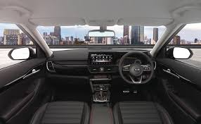 Upcoming <b>Kia</b> Seltos SUV: <b>Interior</b> Explained In Detail - CarandBike
