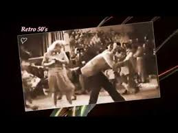 Ретро 50 е - <b>Элвис Пресли</b> - Blue Suede Shoes (клип) - YouTube