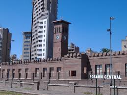 Rosario Central railway station