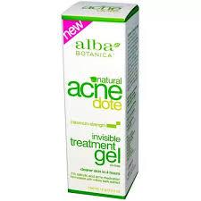 Alba Botanica <b>Acne Dote</b> Gel <b>Invisible</b> Treatment